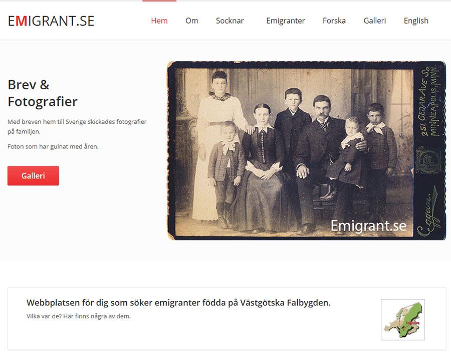 Emigrant.se uppdateras 2februari