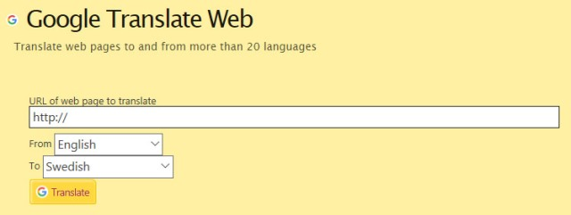 google-translate-web